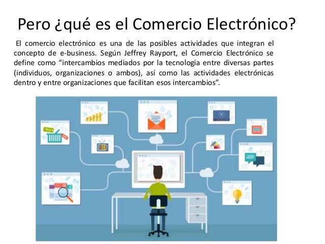El impacto del comercio electr nico en los negocios for Que es el comercio interior