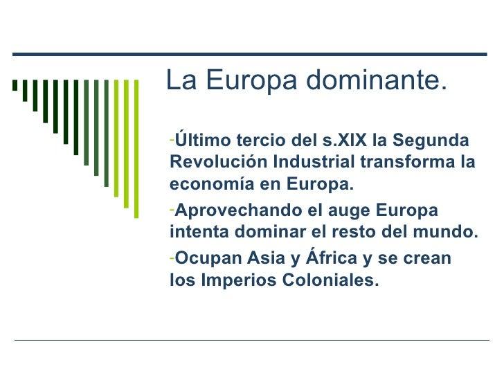 El Imperialismo Slide 2