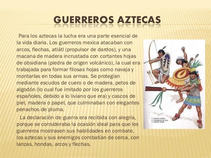 El Imperio Azteca Diapo