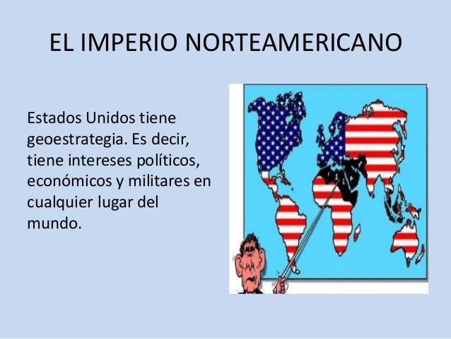 El Imperio Norteamericano