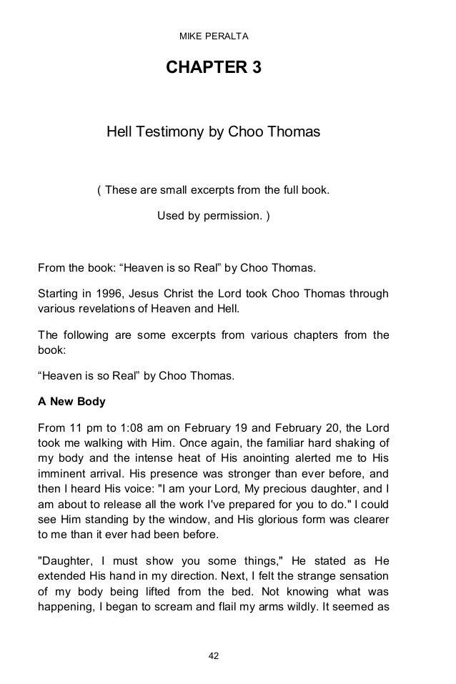 Elimringi moshi - hell testimonies/ shuhuda za kuzimu