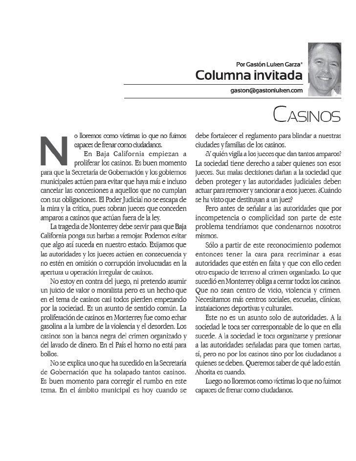 El informador 1 Septiembre 2011