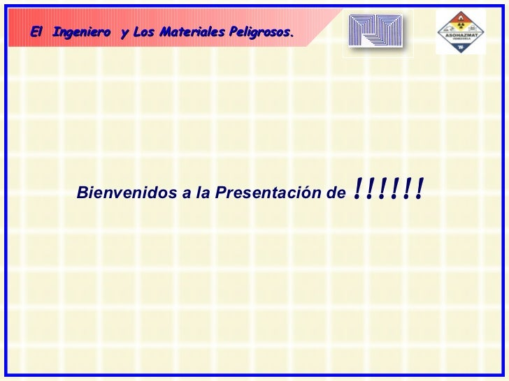 Bienvenidos a la Presentación de   !!!!!!