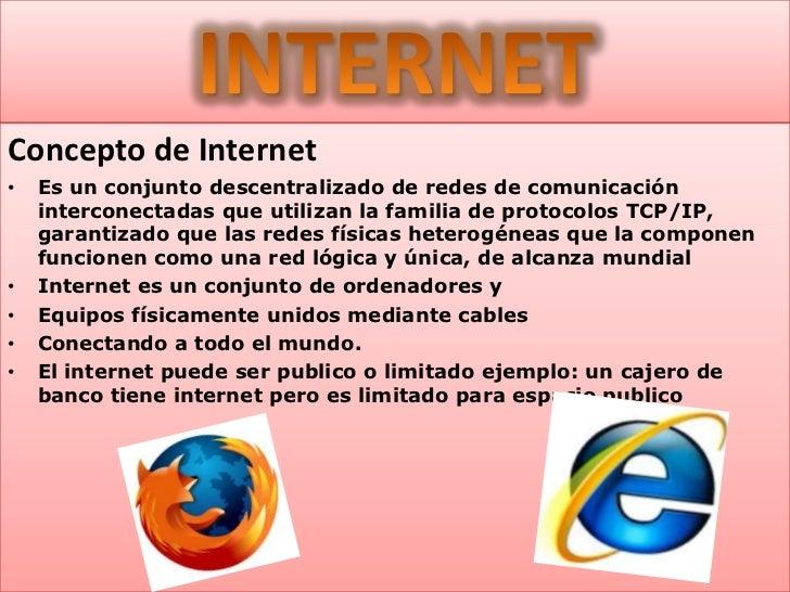 • Servicio del Internet•   ¿para que estar conectado en internet?•   La pregunta puede ser obvia pero siempre viene bien r...