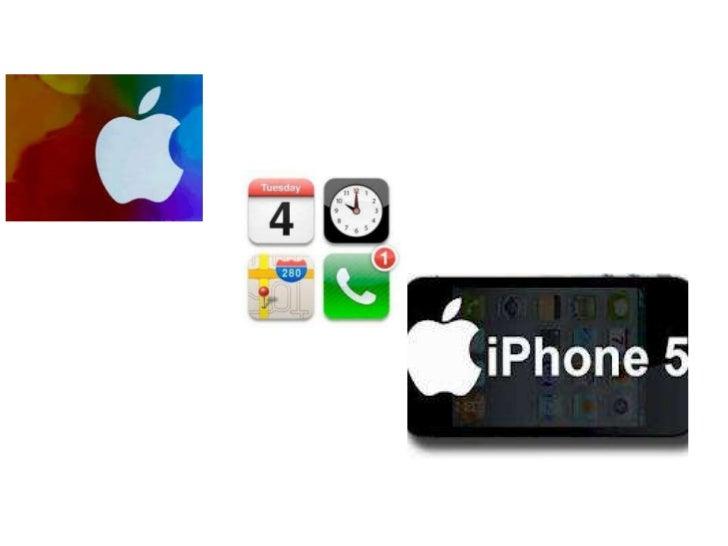 Es nueva versión del Smartphone por excelenciade Apple incluye procesador A6, pantalla demayores dimensiones, conectividad...