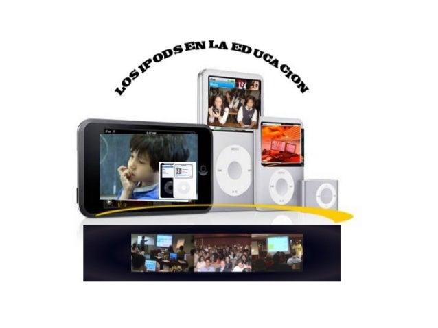 La generación iPod