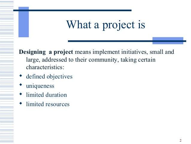 Social and European Project Design for  Non Profit Association Slide 2