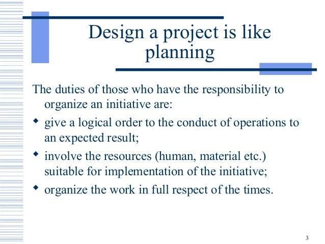 Social and European Project Design for  Non Profit Association Slide 3