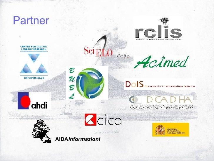 Partner AIDA informazioni