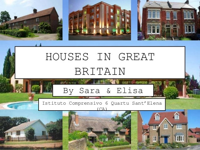Super Different Houses In Great Britain Largest Home Design Picture Inspirations Pitcheantrous