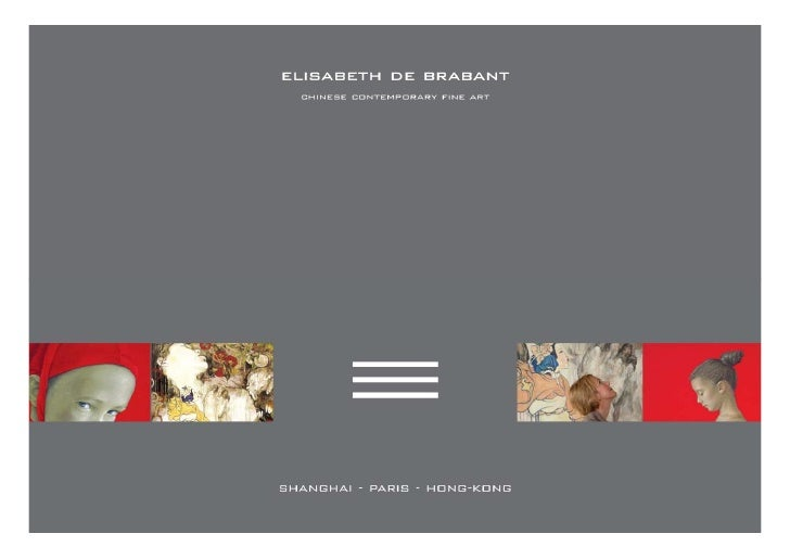 Elisabeth de Brabant represents world renowned Chinese and international artists. She brings artists to exhibition through...