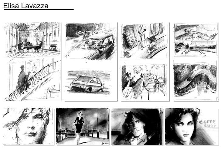 Elisa lavazza visualizer portfolio