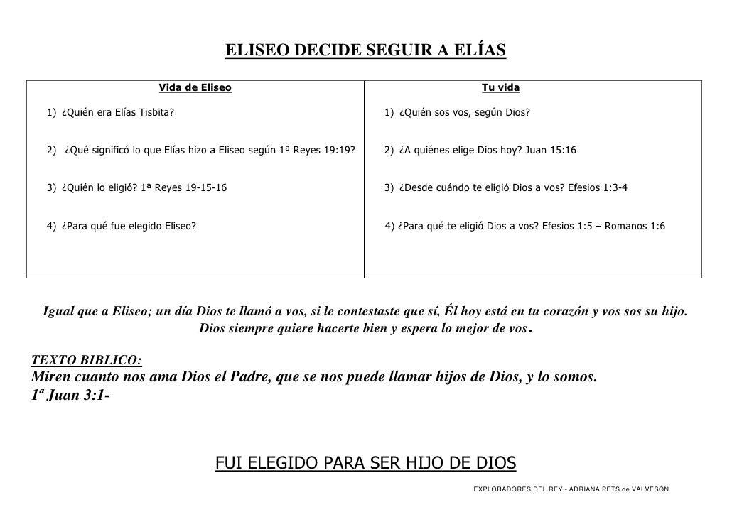 Eliseo Ayuda A Una Viuda_ Eliseo Sigue A Elias Slide 2