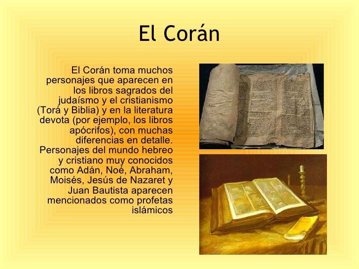 El islam - Que es el corian ...