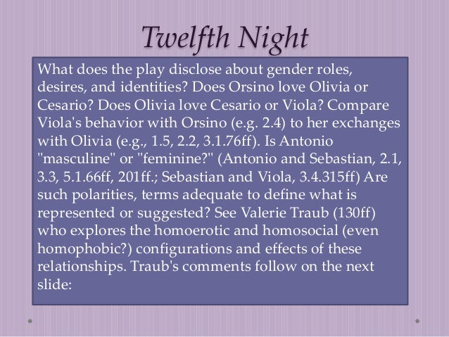 good introduction for twelfth night essay