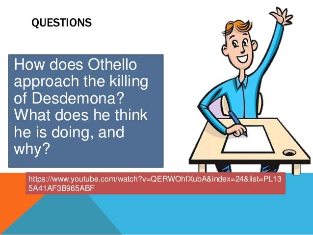 Othello Questions and Answers