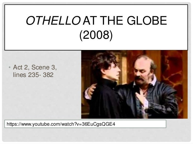 compare othello the play to o the movie (click the themes infographic to download) othello is the most famous literary work that focuses on the dangers of jealousy the play is a study of how jealousy can.