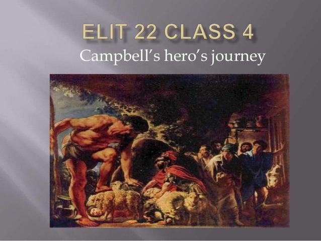 Campbell's hero's journey