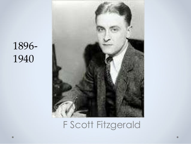 """life of francis scott fitzgerald as one of the most important american writers of his time A studio portrait of american writer f scott fitzgerald in 1925  of fitzgerald's """" ledger,"""" his incredibly detailed account of his life, his publications and his  finances  a few of the most notable targets of his quips follow:  when the  great gatsby was published in 1925, wharton loved it so much she invited."""