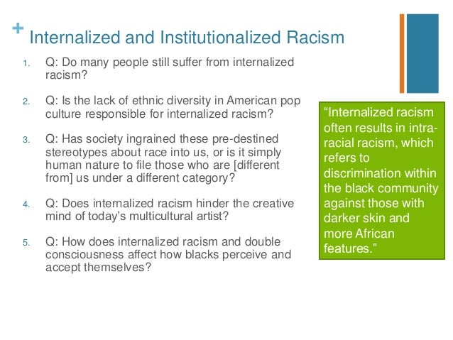 internalized racism definition