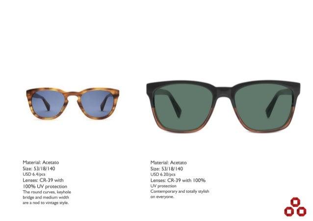 Elite Eyeglass + Samples