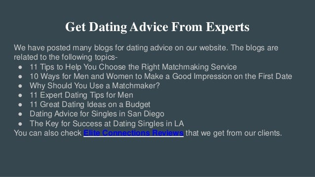 Dating Advice Where To Find Good Dating Agencies?