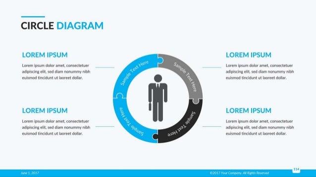 Elite Corporate PowerPoint Template   Best Business Presentation Template