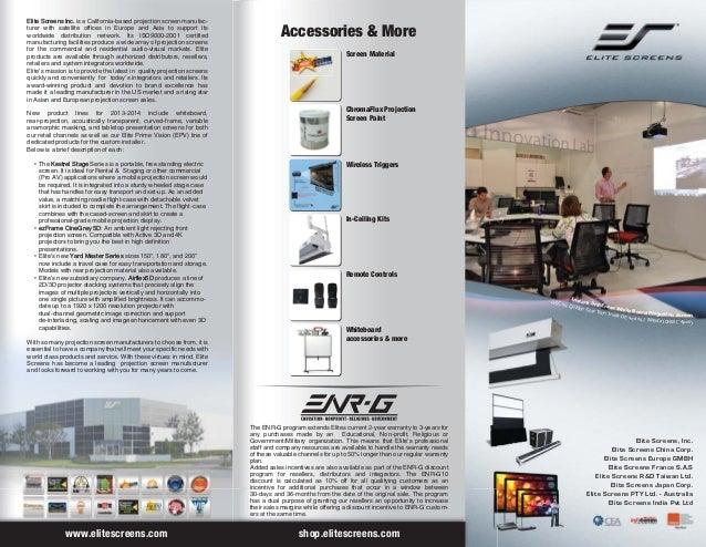 www.elitescreens.com/fixedframe Church Kestrel Stage Series P As seen on ABC's Extreme Makeover: Home Edition ezFrame Seri...