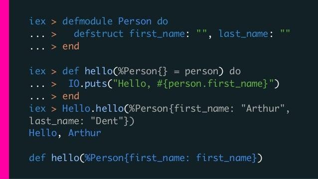 "def hello() do result = case {:ok, ""Successful!""} do {:ok, result} -> result {:error} -> ""Shit:("" _ -> ""Catch all"" end # r..."