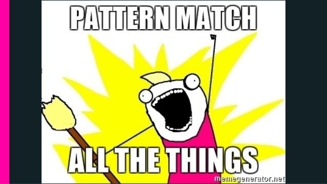 Pattern matching in Elixir by example - Alexander Khokhlov