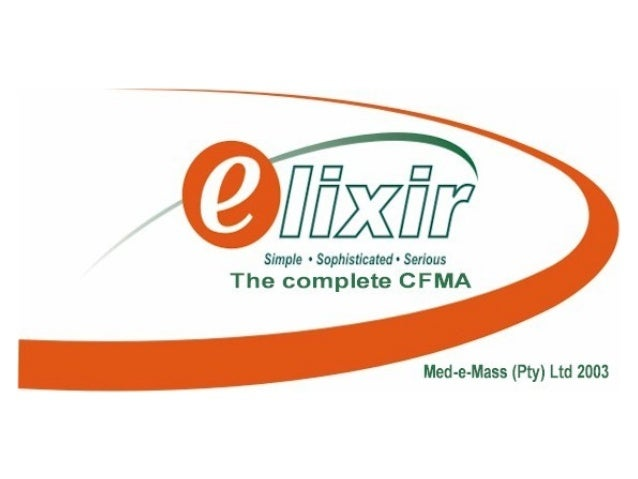Elixir features Elixir is a total solution that radically improves the way your practice operates. It provides you with a ...