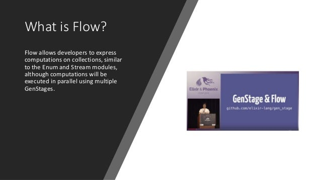 Elixir flow: Building and tuning concurrent workflows
