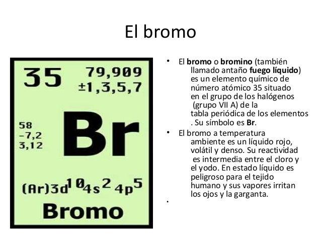 Elizabet 130307161154 phpapp02 propiedades qumicas 16 el bromo urtaz Images