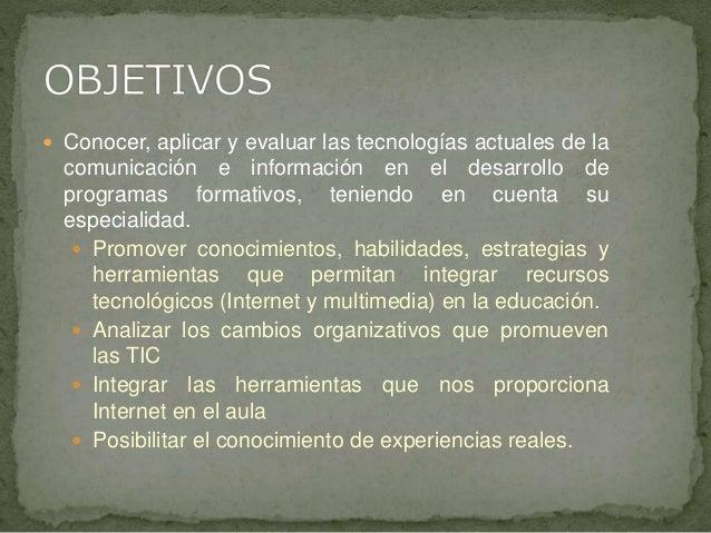 INTRODUCCIÓN A LA INFORMÁTICA:LAS NUEVAS TECNOLOGÍAS DE LA COMUNICACIÓN E INFORMACIÓN (TIC) EN EL AULA Slide 2