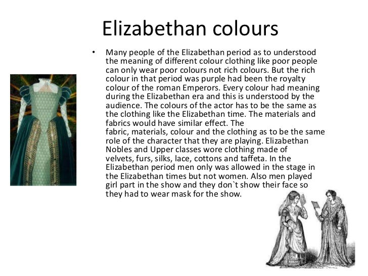 the reasons for poverty during the elizabethan age Most people during the elizabethan era held onto the medieval during the thirteenth century and followed his example in trying to explain their religion through logic and reason however, she did not give him financial support, and dee struggled with poverty throughout his life.