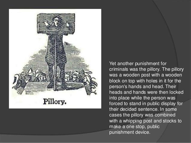 Elizabethan Era Crime And Punishment Essay Prompts - image 7