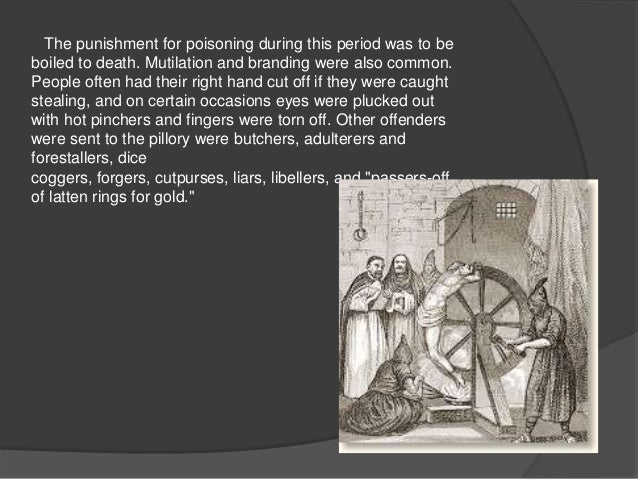 crime and punishment during the 1650s The legacy of puritanism after severe hardships during their first few explosions and fires in the town and aboard ships, and crimes such as murders and.