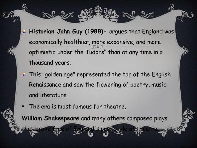 elizabethan period in literature