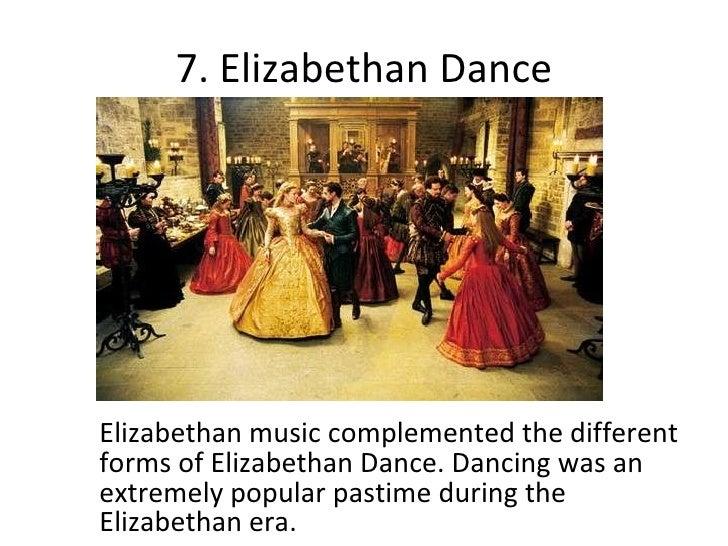 elizabethan era music