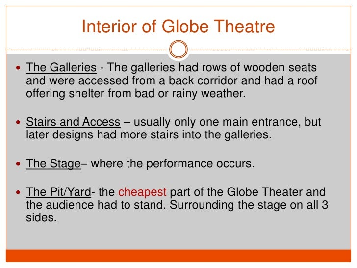 another name for the globe theater