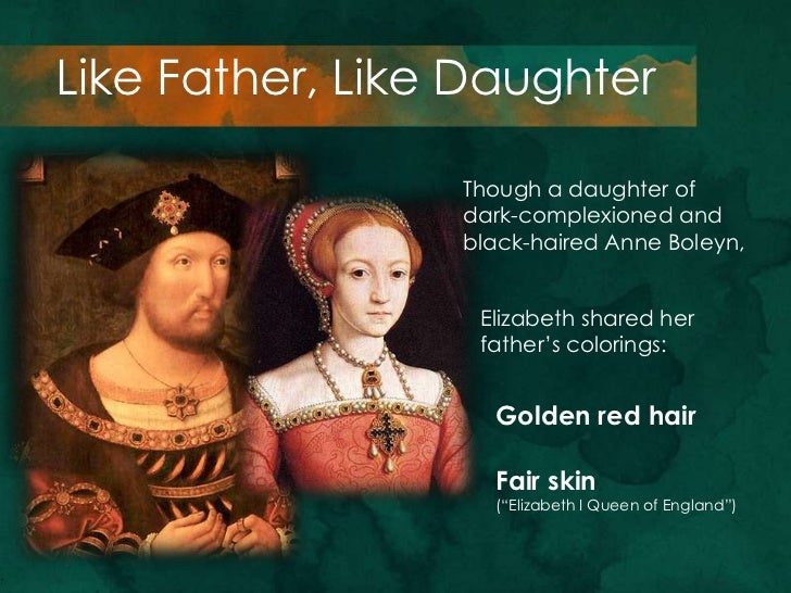 an introduction to the life of elizabeth i a daughter of anne boleyn Mary boleyn, also known as lady mary (c 1499/1500 – 19 july 1543), was the sister of english queen anne boleyn, whose family enjoyed considerable influence during the reign of king henry viii.