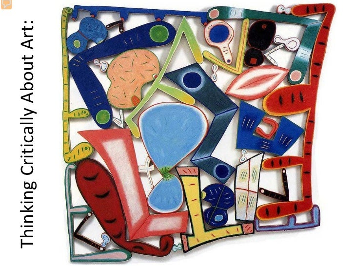 Thinking Critically About Art: