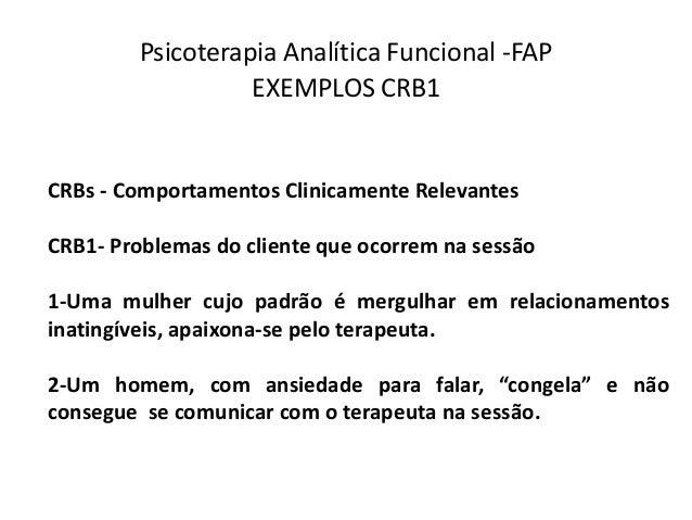 Psicologia Comportamental- Cognitiva • A Psicologia Comportamental-Cognitiva vem ganhando espaço dentre as diversas aborda...