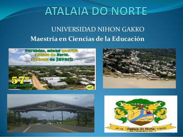 UNIVERSIDAD NIHON GAKKOMaestría en Ciencias de la Educación                                       1