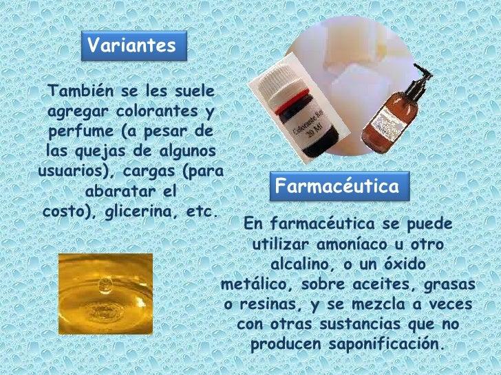 El jab n - Como se hace el jabon de glicerina ...