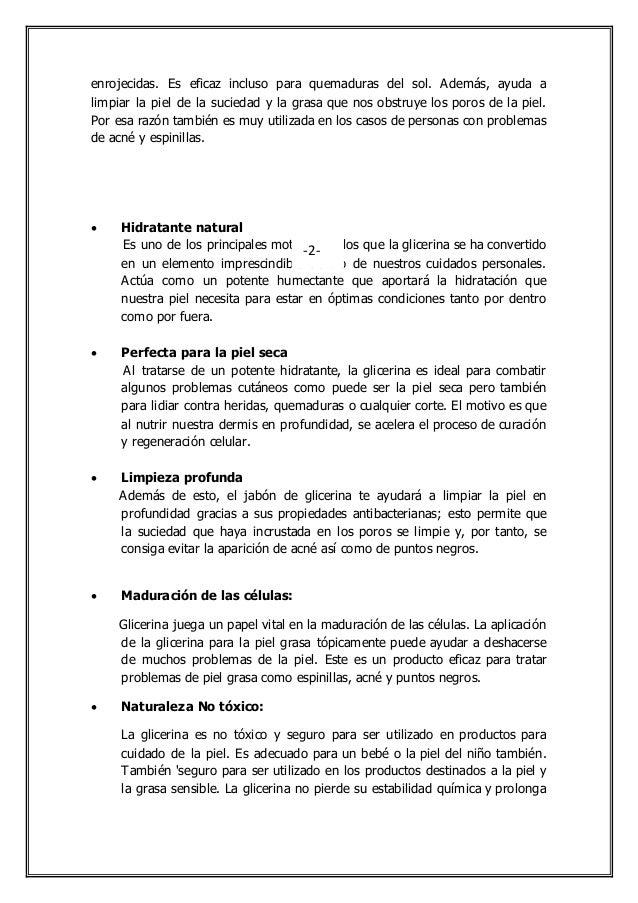 El jab n de glicerina - Como se hace el jabon de glicerina ...
