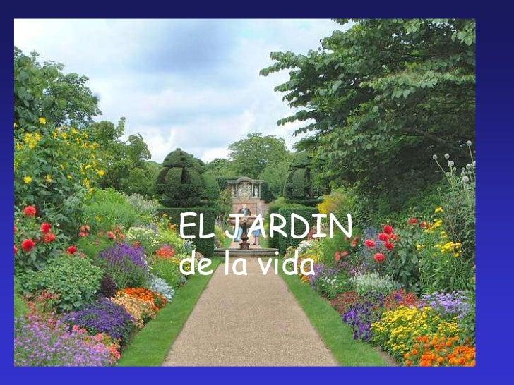 El jardin de la vida for El jardin de vikera