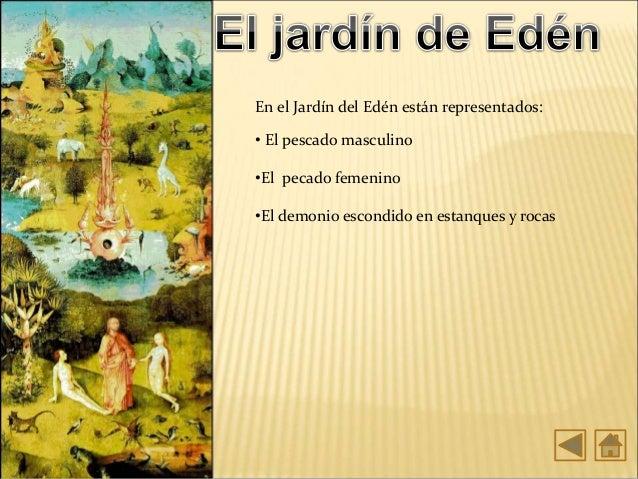El jardin de las delicias for El jardin de luz ibiza