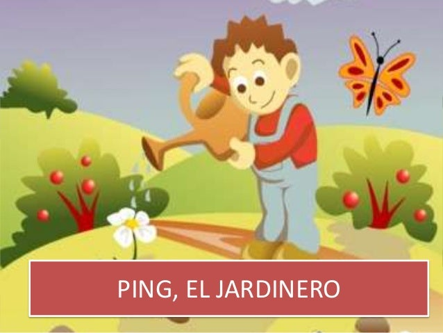 El jardinero for Jardinero en casa