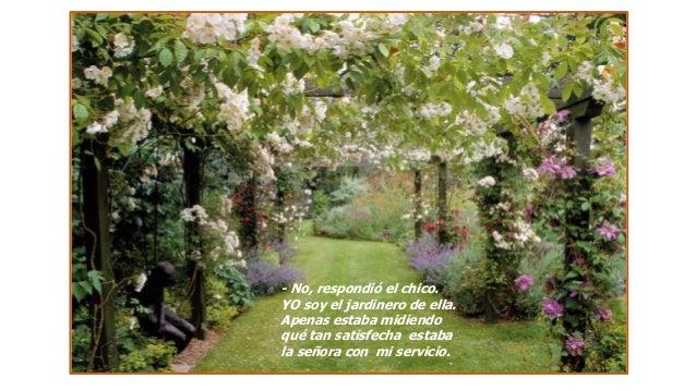 El jardinero carrera dise ador de jardines - Disenador de jardines ...